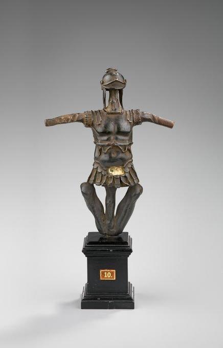 Antiquitäten & Kunst Bronze Kopf Jüngling Nach Antiken Vorbild